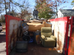 Dumpster rental in Point Pleasant NJ